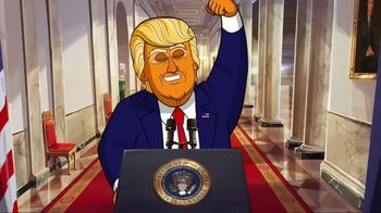 Showtime TV Spot, 'Our Cartoon President' - Thumbnail 3