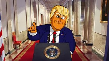 Showtime TV Spot, 'Our Cartoon President' - Thumbnail 4