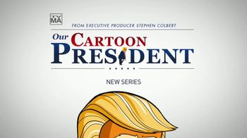 Showtime TV Spot, 'Our Cartoon President' - Thumbnail 8
