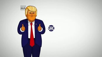 Showtime TV Spot, 'Our Cartoon President' - Thumbnail 9