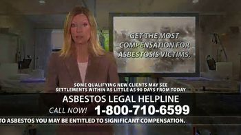 Keller, Fishback & Jackson TV Spot, 'Lung Cancer or Asbestosis' - Thumbnail 8