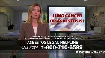 Keller, Fishback & Jackson TV Spot, 'Lung Cancer or Asbestosis' - Thumbnail 2
