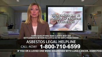 Keller, Fishback & Jackson TV Spot, 'Lung Cancer or Asbestosis' - Thumbnail 3