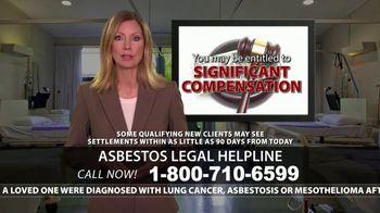 Keller, Fishback & Jackson TV Spot, 'Lung Cancer or Asbestosis'