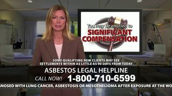 Keller, Fishback & Jackson TV Spot, 'Lung Cancer or Asbestosis' - Thumbnail 5