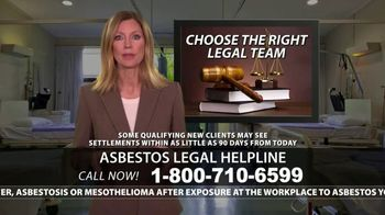 Keller, Fishback & Jackson TV Spot, 'Lung Cancer or Asbestosis' - Thumbnail 6