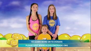Alex's Lemonade Stand TV Spot, 'Super Powers' - Thumbnail 9