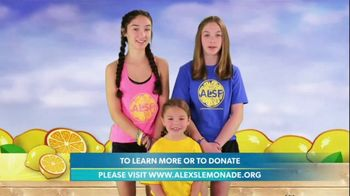 Alex's Lemonade Stand TV Spot, 'Super Powers'