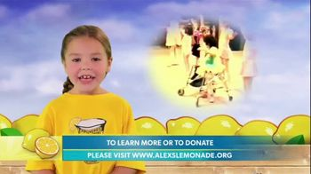Alex's Lemonade Stand TV Spot, 'Super Powers' - Thumbnail 4