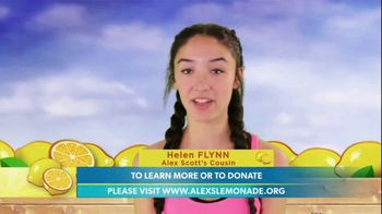 Alex's Lemonade Stand TV Spot, 'Super Powers' - Thumbnail 7
