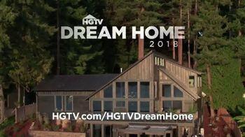 2018 HGTV Dream Home Giveaway TV Spot, 'Gig Harbor: Wayfair'