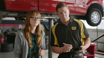 Midas TV Spot, 'The Golden Guarantee: Brake Service' - Thumbnail 7