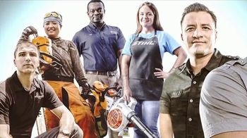 STIHL TV Spot, 'Real People: Blowers and Chainsaws' - Thumbnail 1