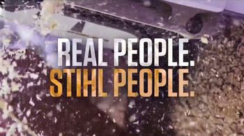 STIHL TV Spot, 'Real People: Blowers and Chainsaws' - Thumbnail 2