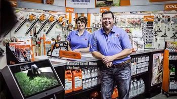 STIHL TV Spot, 'Real People: Blowers and Chainsaws' - Thumbnail 4