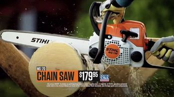 STIHL TV Spot, 'Real People: Blowers and Chainsaws' - Thumbnail 7