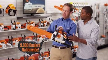 STIHL TV Spot, 'Real People: Blowers and Chainsaws' - Thumbnail 8