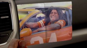 Nissan TV Spot, 'Heisman House: Picture From the Past' Feat. Ricky Williams [T1] - 3 commercial airings