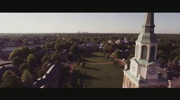 Wake Forest University TV Spot, 'Good Wears Black'