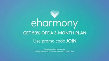 eHarmony TV Spot, 'All the Love, Half the Price' Song by Natalie Cole - Thumbnail 7