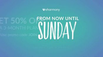 eHarmony TV Spot, 'All the Love, Half the Price' Song by Natalie Cole - Thumbnail 3