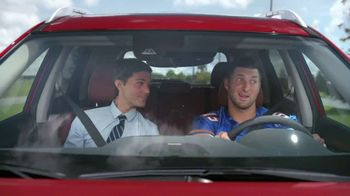 Nissan Rogue TV Spot, 'Car Buying Season' Featuring Tim Tebow [T1] - 27 commercial airings