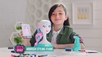 Cool Maker Airbrush Styling Studio TV Spot, 'Learn and Create'