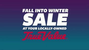 True Value Hardware Fall Into Winter Sale TV Spot, 'Power Equipment'