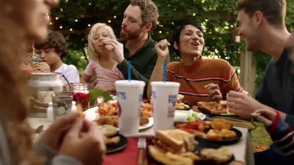 Zaxby's Chicken Parmesan Sandwich Meal TV Commercial, 'Making Life Delicious'