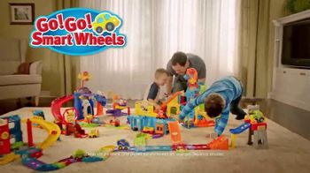 Go! Go! Smart Wheels Race & Play Adventure Park TV Spot, 'Thrill' - Thumbnail 9
