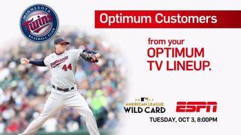 ESPN TV Spot, 'Optimum Customers'