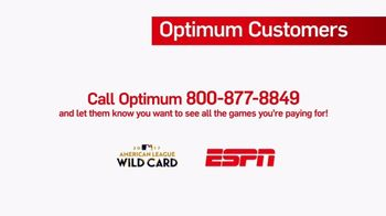 ESPN TV Spot, 'Optimum Customers' - Thumbnail 6