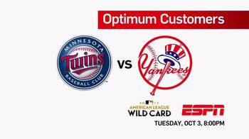 ESPN TV Spot, 'Optimum Customers' - Thumbnail 4