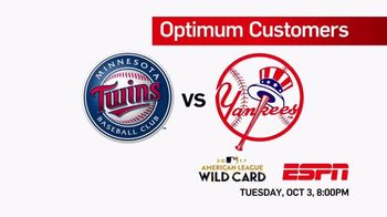 ESPN TV Spot, 'Optimum Customers' - Thumbnail 5