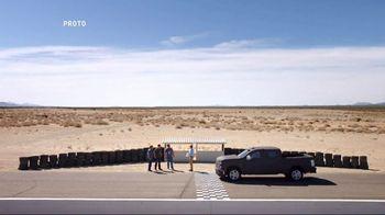 2017 Chevrolet Silverado 1500 TV Spot, 'Chevy Surprises F-150 Owners' [T2] - Thumbnail 1