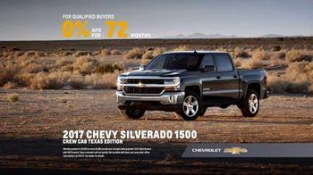 2017 Chevrolet Silverado 1500 TV Spot, 'Chevy Surprises F-150 Owners' [T2] - Thumbnail 8