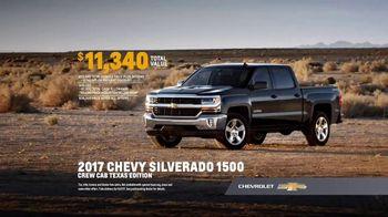2017 Chevrolet Silverado 1500 TV Spot, 'Chevy Surprises F-150 Owners' [T2] - Thumbnail 7