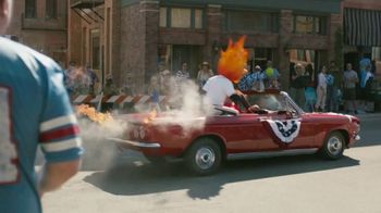 Farmers Insurance TV Spot, 'Hall of Claims: Red Hot Mascot' - Thumbnail 7