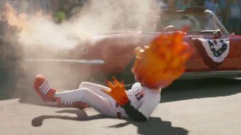 Farmers Insurance TV Spot, 'Hall of Claims: Red Hot Mascot' - Thumbnail 8