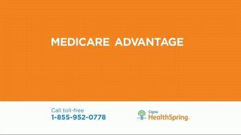 Cigna HealthSpring TV Spot, 'Designed Around You' - Thumbnail 1