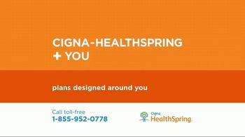 Cigna HealthSpring TV Spot, 'Designed Around You' - Thumbnail 2