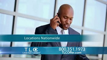 TLC Laser Eye Centers TV Spot, 'Limitations' - Thumbnail 7
