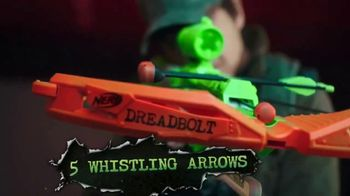 Nerf Zombie Strike Dreadbolt TV Spot, 'Cable Guys' - Thumbnail 6