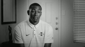 Big 12 Conference TV Spot, 'Introducing Hakeem Butler' - Thumbnail 8