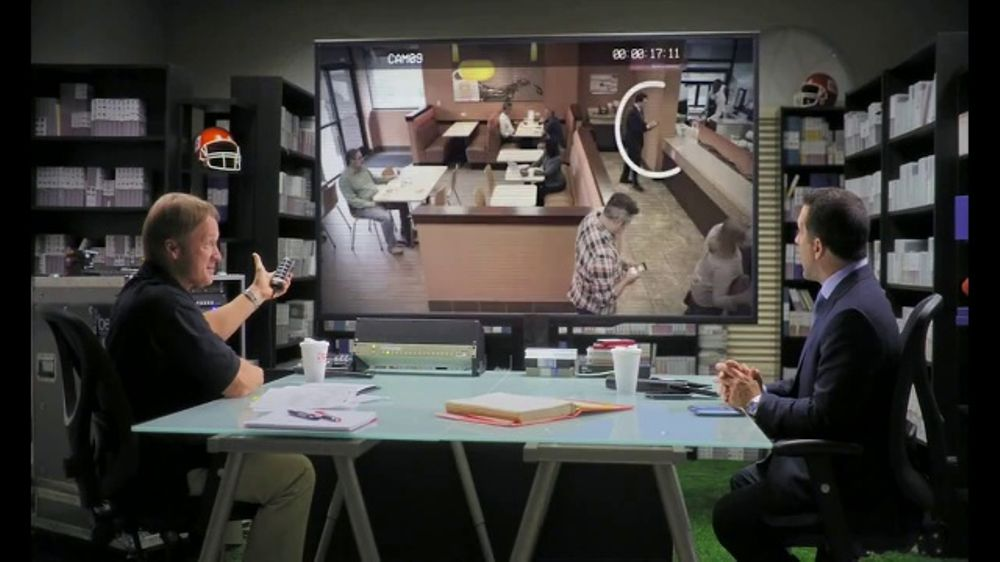 Dunkin' Donuts App TV Commercial, 'Coffee Coach' Feat. Jon Gruden, Adam Schefter
