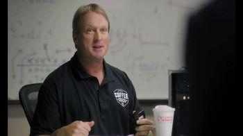 Dunkin' Donuts App TV Spot, 'Coffee Coach' Feat. Jon Gruden, Adam Schefter - Thumbnail 8