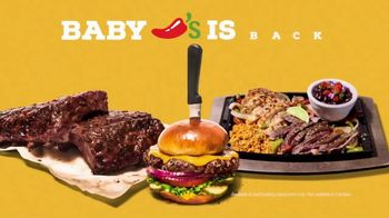 Chili's TV Spot, 'Bigger Than Ribs'