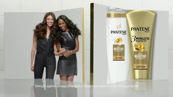 Pantene Pro-V 3 Minute Miracle TV Spot, '2X Stronger Together!'