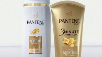 Pantene Pro-V 3 Minute Miracle TV Spot, '2X Stronger Together!' - Thumbnail 4