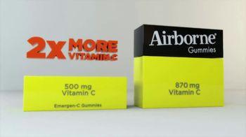 Airborne Gummies TV Spot, 'Living Well: Busy' Featuring Ereka Vetrini - Thumbnail 7